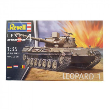 REVEL MAKETA  LEOPARD 1
