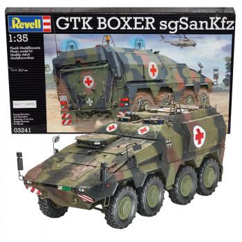 REVEL MAKETA  GTK BOXER SGSANKFZ