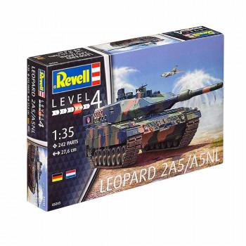 REVELL MAKETA  LEOPARD 2A5/A5NL