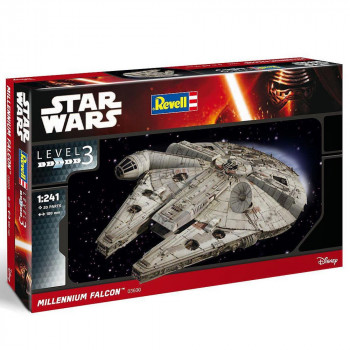 REVEL MAKETA  MILLENNIUM FALCON