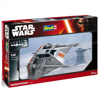 REVEL MAKETA  SNOWSPEEDER