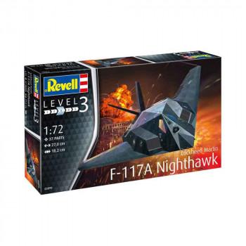 REVELL F-117 NIGHTHAWK STELTH FIGHTER