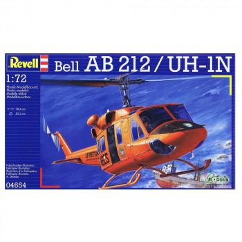 REVELL MAKETA  BELL AB 212/UH-1N