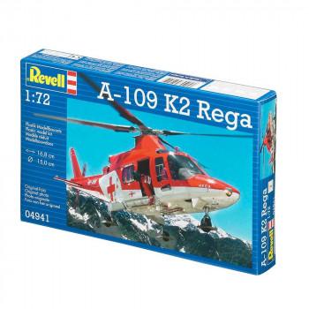 REVELL MAKETA  A-109 K2 REGA