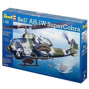 REVELL MAKETA  BELL AH-1W SUPERCOBRA