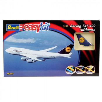 REVELL MAKETA  BOEING 747 LUFTHANSA EASYK