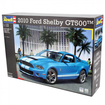 REVELL MAKETA  2010 FORD SHELBY GT500