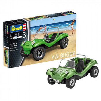 REVELL MAKETA VW BUGGY