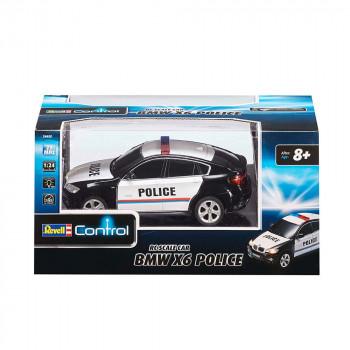 REVELL BMW X6 POLICE