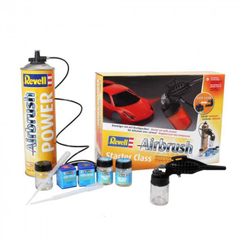REVELL AIRBRUSH SET ZA MAKETE