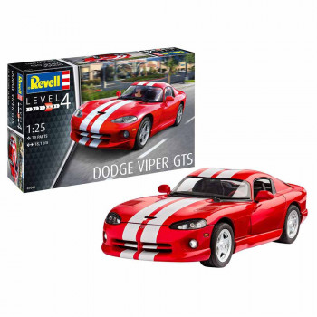 REVELL MAKETA MODEL SET DODGE VIPER GTS