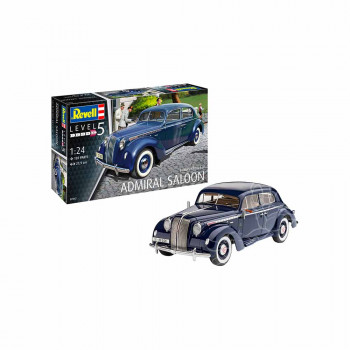 REVELL MAKETA MODEL SET LUXURY CLASS CAR ADMIR