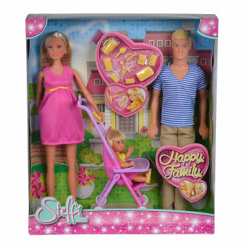 STEFFI LUTKA HAPPY FAMILY SET