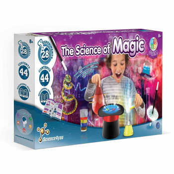 SCIENCE 4 YOU MAGICNA NAUKA
