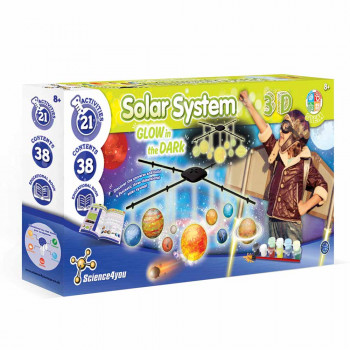SCIENCE 4 YOU 3D SOLARNI SISTEM