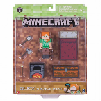 MINECRAFT SET ZA IGRU SURVIVAL