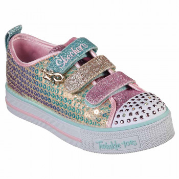 SKECHERS PATIKE TWINKLE LITE MERMAID MAGIC