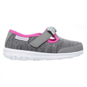 SKECHERS BALETANKE GO WALK  BITTY BOW