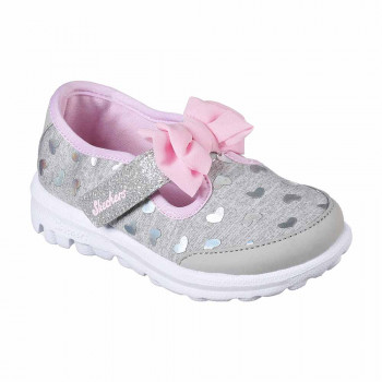 SKECHERS BALETANKE GO WALK  BITTY HEARTS