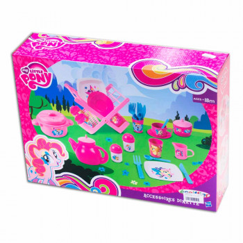 ECOIFFIER MY LITTLE PONY POSUDJE