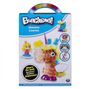 BUNCHEMS FLUORESCENTNI SET ASST