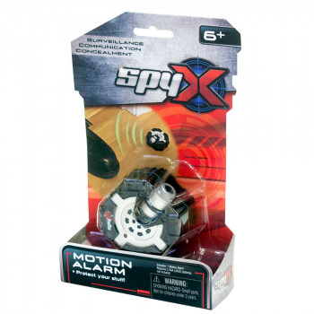 SPY X ALARM