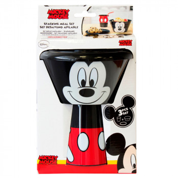 MICKEY MOUSE SET CASA I CINIJA