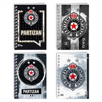 PARTIZAN BLOKCIC SA SPIRALOM A7