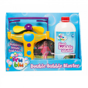 FRU BLU DOUBLE BUBBLE BLASTER