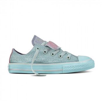 CONVERSE PATIKE CHUCK TAYLOR ALL STAR DOUBLE TONGUE
