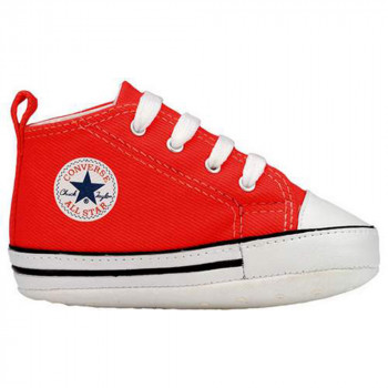 CONVERSE CHUCK TAYLOR FIRST STAR RED
