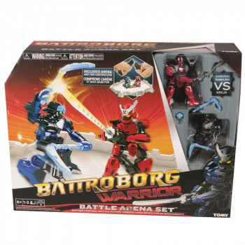 TOMY BATTROBORG SET