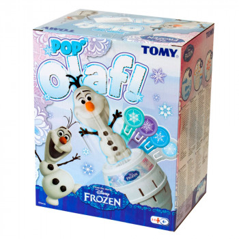 TOMY OLAF POP UP