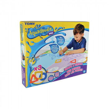 TOMY AQUADOODLE SHAPE N CREATE SET ZA CRTANJE