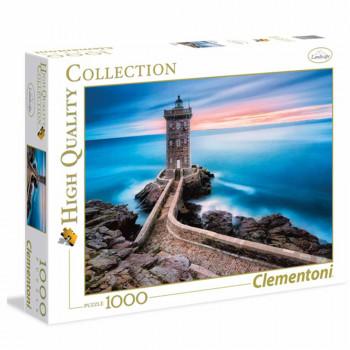 CLEMENTONI PUZZLE 1000 FARO ANDREANI