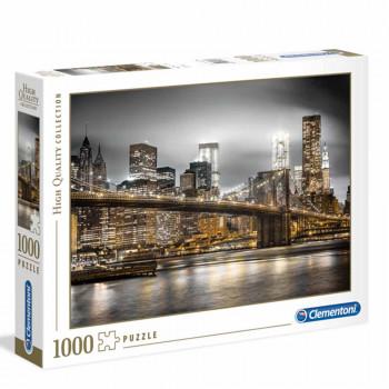 CLEMENTONI PUZZLE 1000 NEW YORK SKYLINE