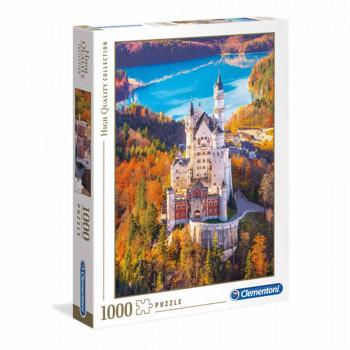 CLEMENTONI PUZZLE 1000 NEUSCHWASTEIN