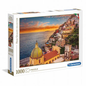 CLEMENTONI PUZZLE 1000 IC - POSITANO