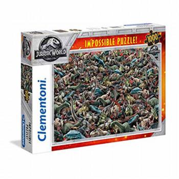 CLEMENTONI PUZZLE PA LIC JURASSIC WORLD