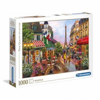 CLEMENTONI PUZZLE 1000 FLOWERS IN PARIS 2