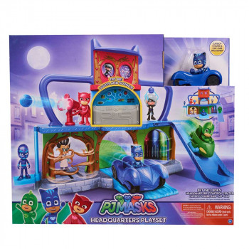 PJ MASK HEADQUARTERS SET