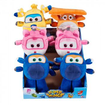 SUPER WINGS PLIS JEROME/DIZZY/GRAND ALBERT/DONNIE