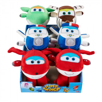 SUPER WINGS PLIS JETT/PAUL/MIRA/BELLO