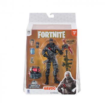 FORTNITE LEGENDARY FIGURA HAVOC