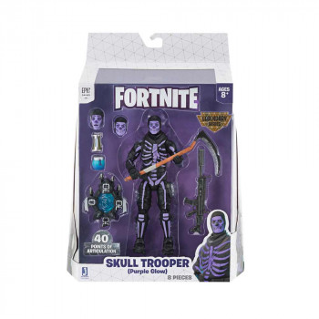 FORTNITE LEGENDARY FIGURA SKULL TROOPER