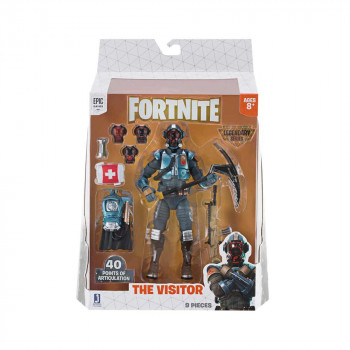 FORTNITE LEGENDARY FIGURA THE VISITOR