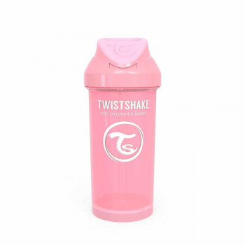 TWISTSHAKE STRAWCUP 360ML PINK