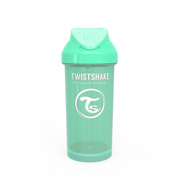 TWISTSHAKE STRAWCUP 360ML GREEN