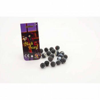 UNI LINE KLIKERI 20/1 BLACK BEARD 16MM 163362