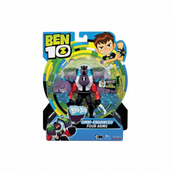BEN TEN FIGURA FOUR ARMS